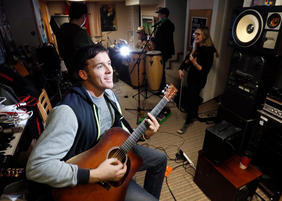 billings guitarist says sobriety bandmates helped turn his life around enjoy billings. Black Bedroom Furniture Sets. Home Design Ideas