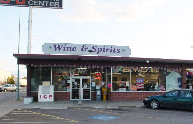 BYOB Liquor Store