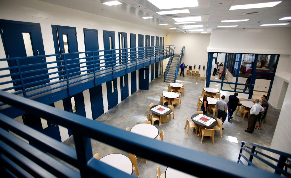 Women's unit of the Yellowstone County Detention Facility