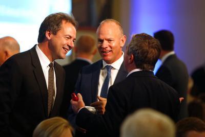 Montana Governor Steve Bullock and Wyoming Governor Matt Mead