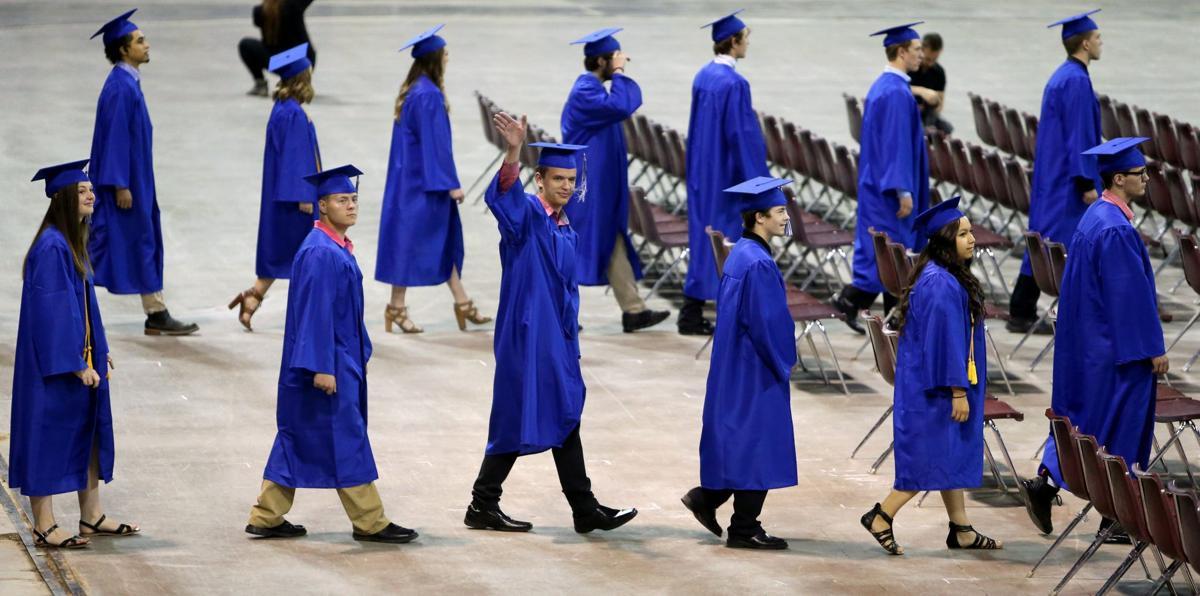 Skyview High graduation