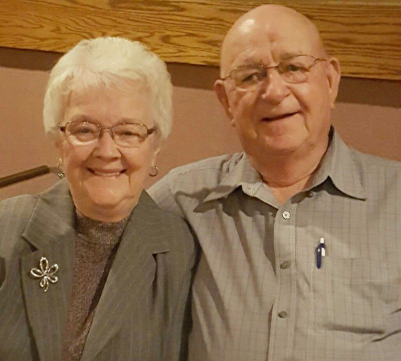 Cathy and Ed Barta