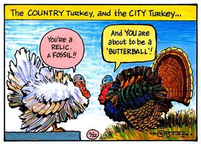 Fowl jokes