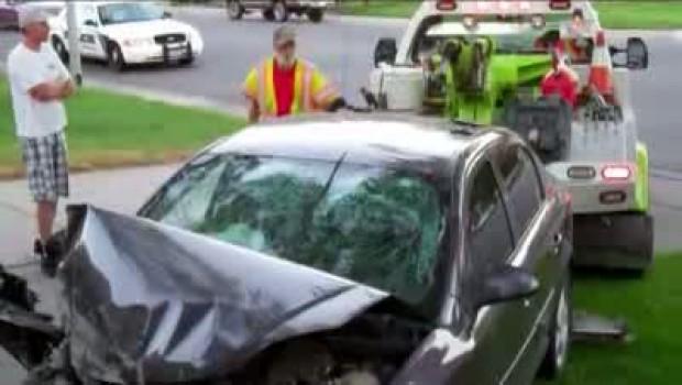 Car Crash: Recent Car Crashes In Chicago