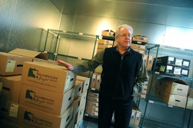 Randy Lindberg talks about frozen foods