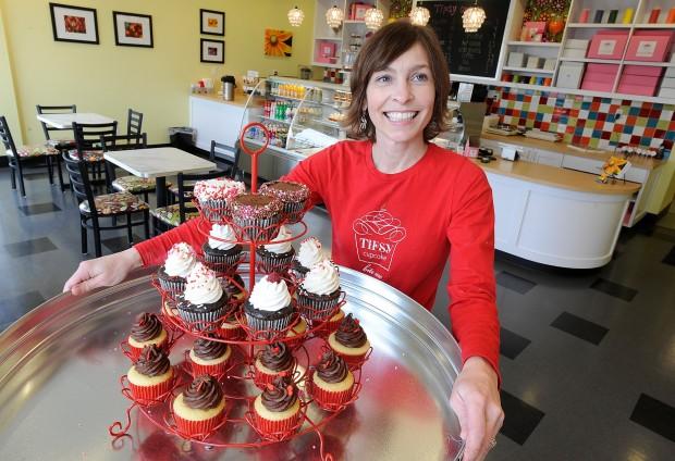 Kari Jones of Tipsy Cupcake