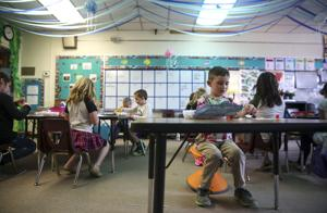 Wyoming earns C for K-12 achievement on national report