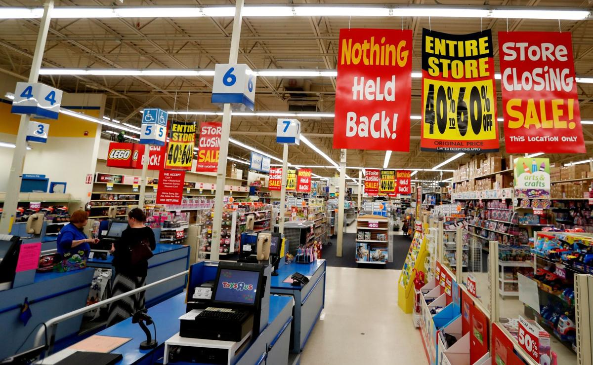 Toy R Us Toy Herobrine : Store closures are big business as toys r us herbergers