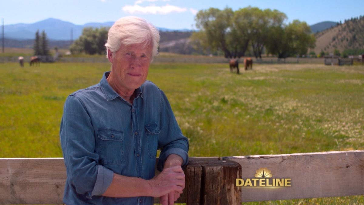 Keith Morrison Dateline NBC.