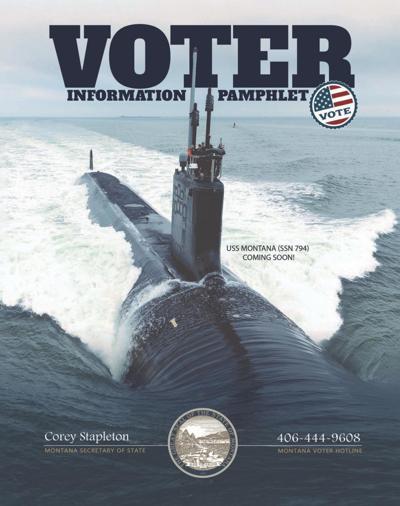 Montana 2018 Voter Information Pamphlet