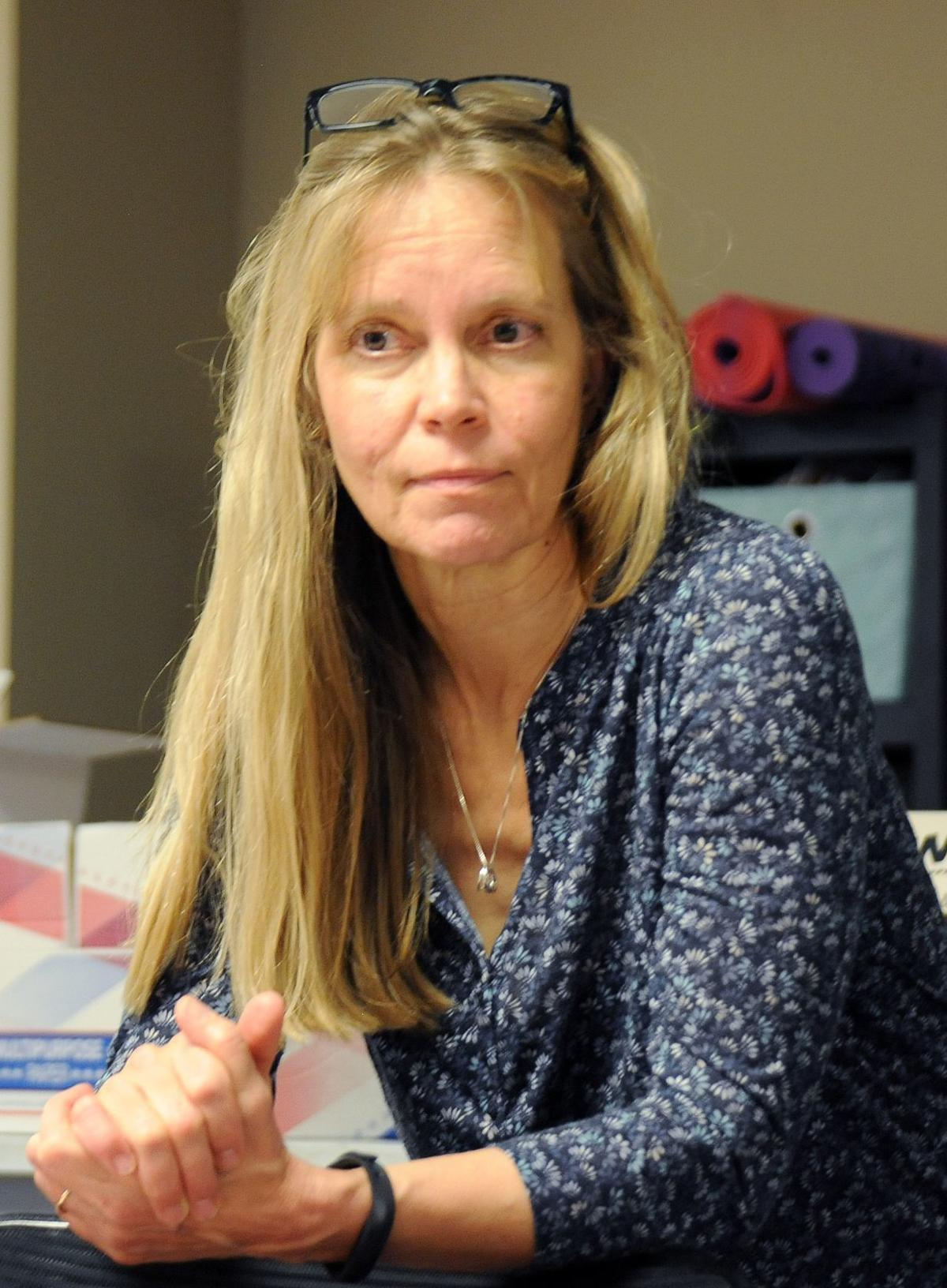 MSUB English professor Tami Haaland
