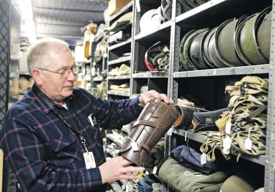 Veterans raise money for museum