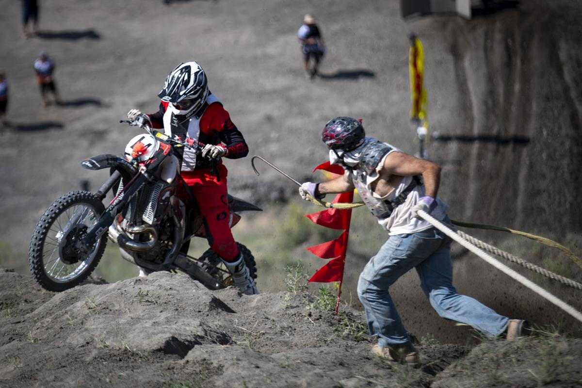 Great American Championship Motorcycle Hill Climb