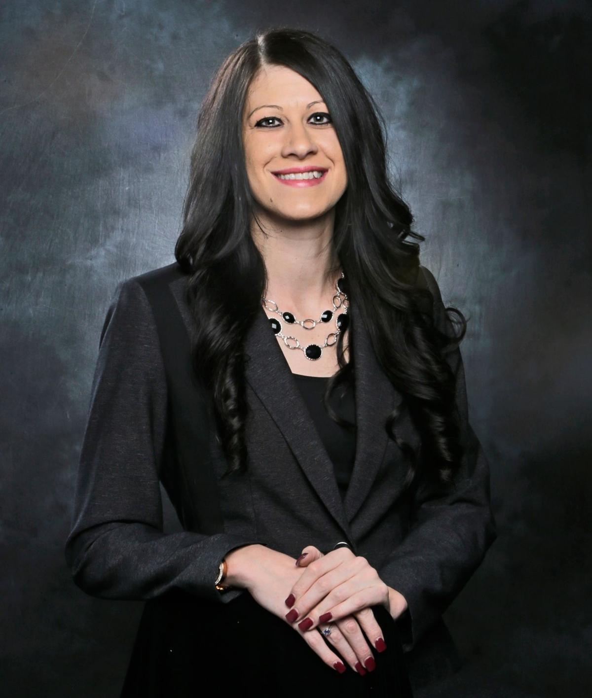 Erica Kimble 40 under 40