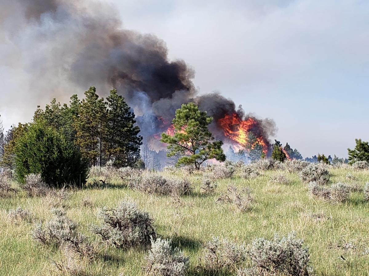 Skull Creek Fire