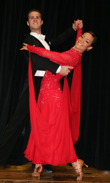 BYU dancers