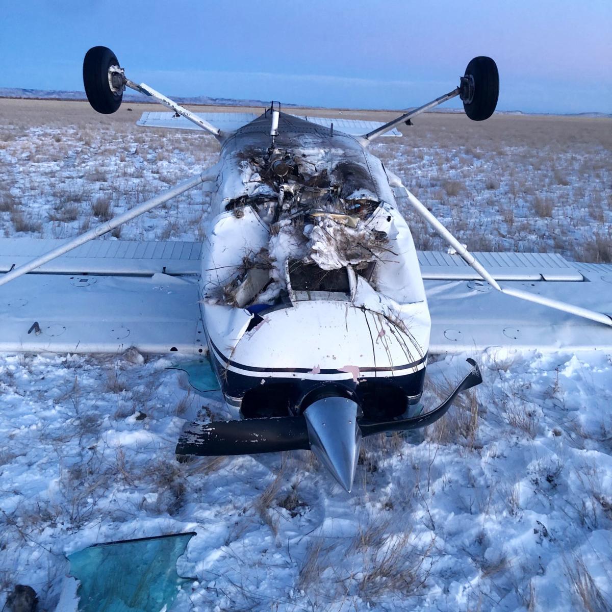 Big Timber plane crash