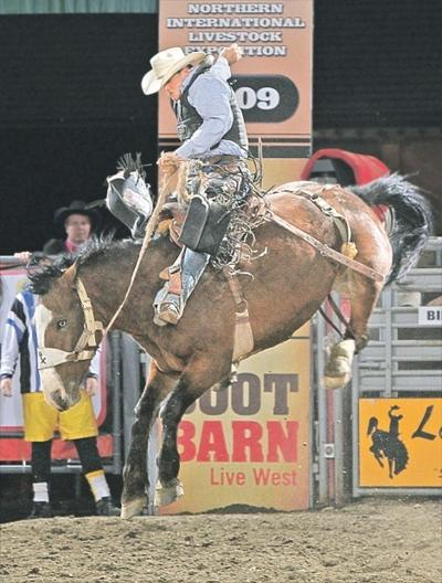 Cowboy S Warm Up Act Comes At Painful Price Rodeo News