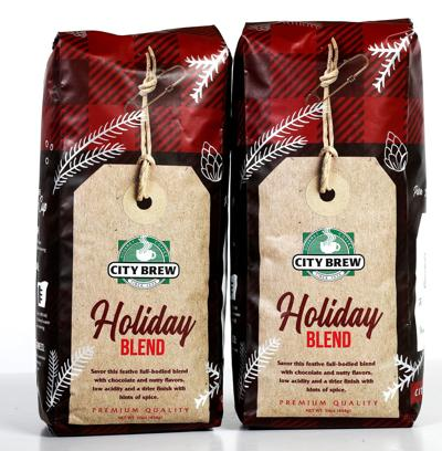 City Brew Holiday Blend