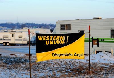 Sending Western Union