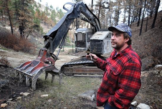DNRC restores damage from Dunn Mountain blaze