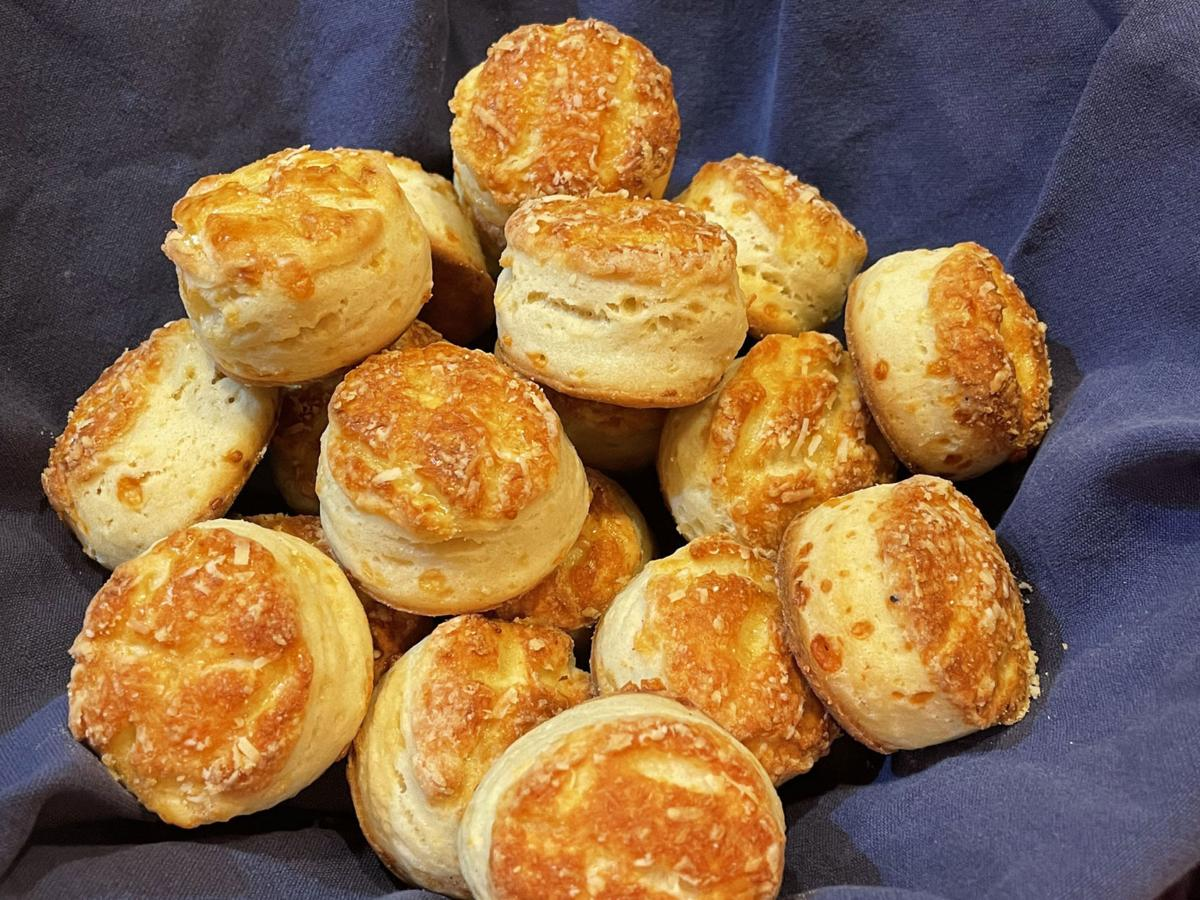 Hungarian Cheese Biscuits