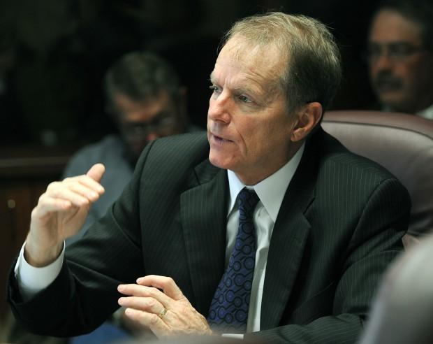 Bankruptcy attorney Malcom Goodrich