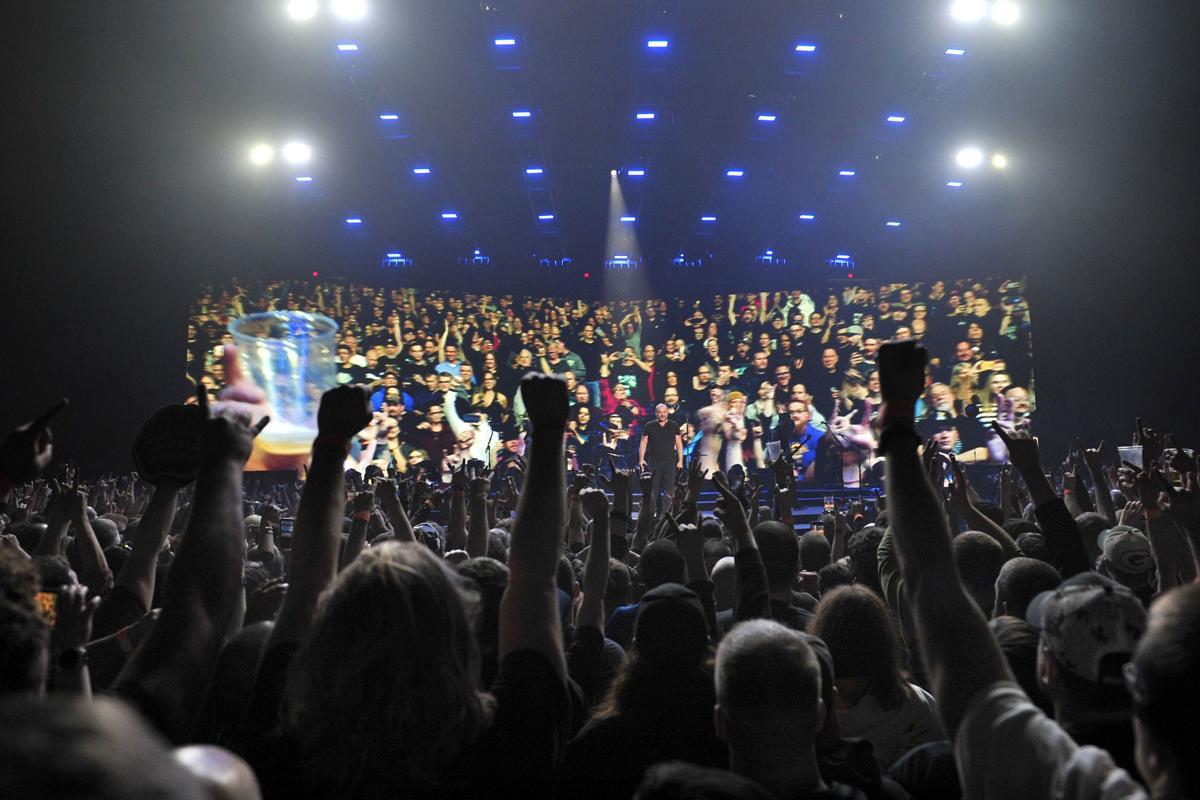 Disturbed in Concert
