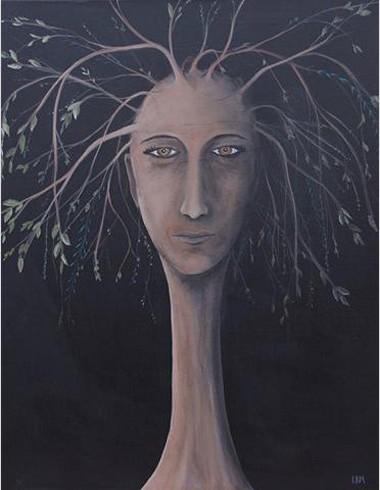 'Portrait of Grace,' by Kelsey McDonnell