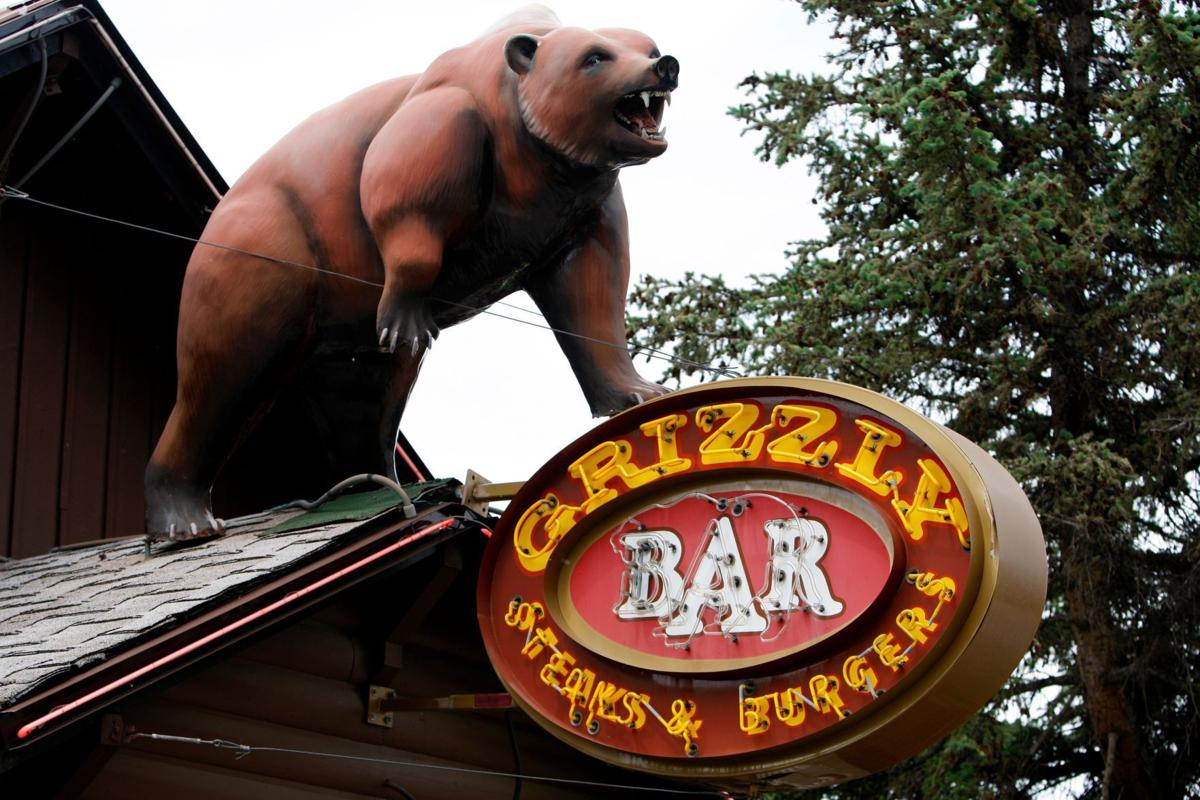Grizzly Bar and Restaurant