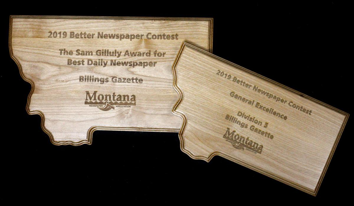 Billings Gazette named...
