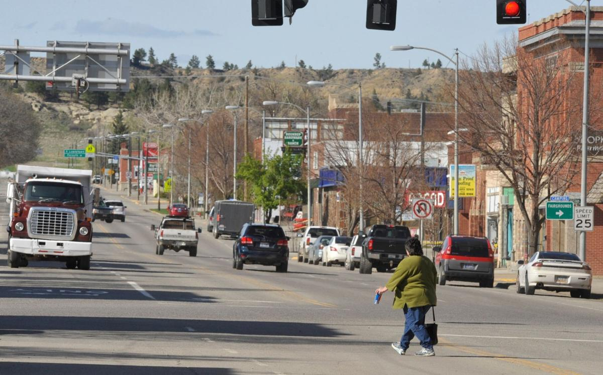 Roundup Main Street