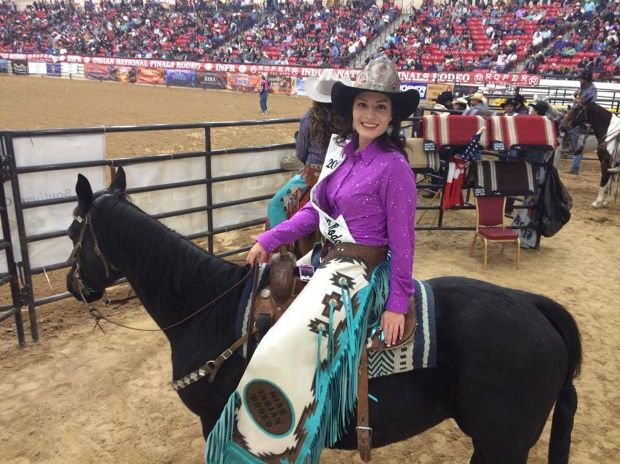 Crow Woman Named Miss Indian Rodeo 2014 Montana News