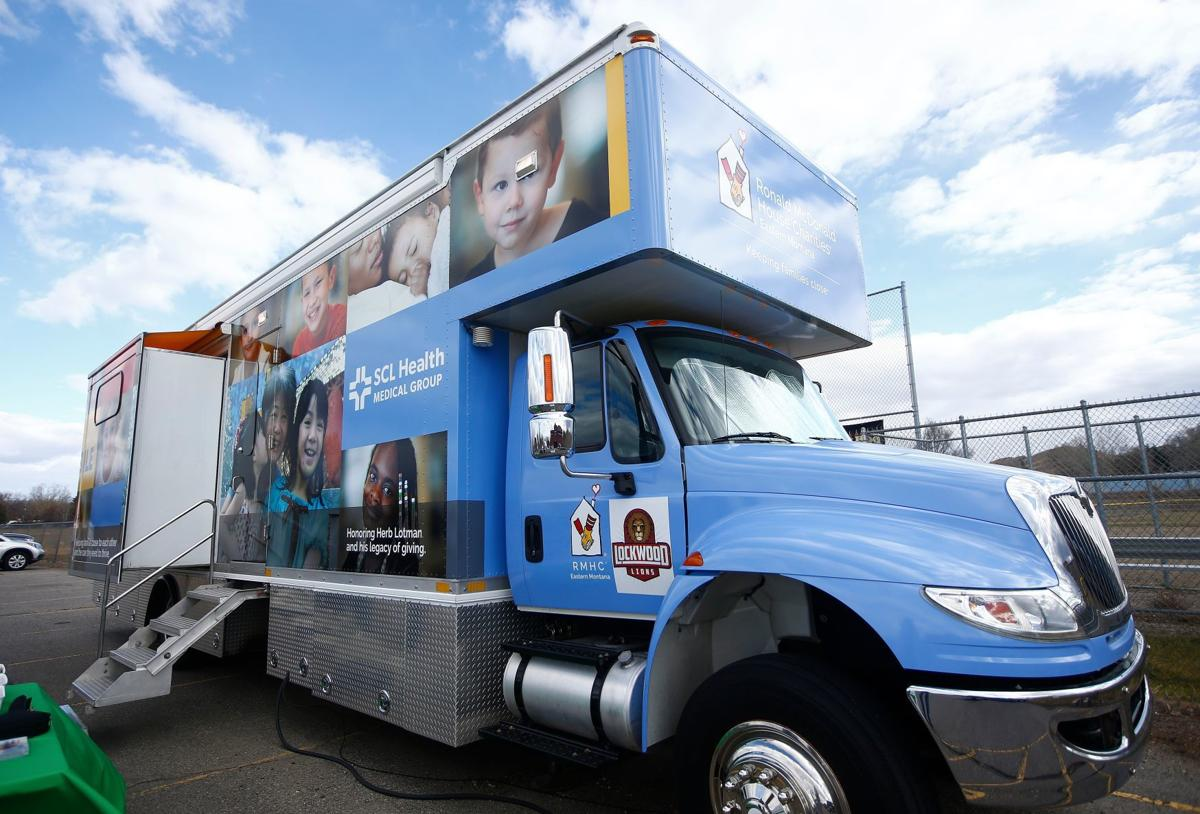 St. Vincent Lockwood Clinic / Ronald McDonald Care Mobile Grand Opening Celebration