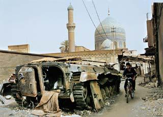 IRAQ DEPLETED URANIUM