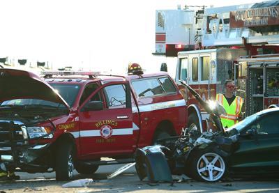 Fire Department crash