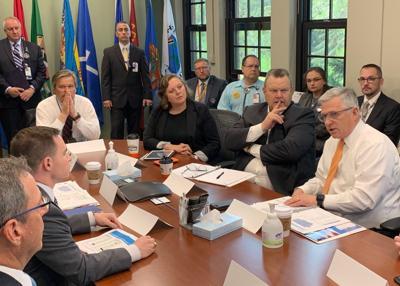 VA Montana meeting