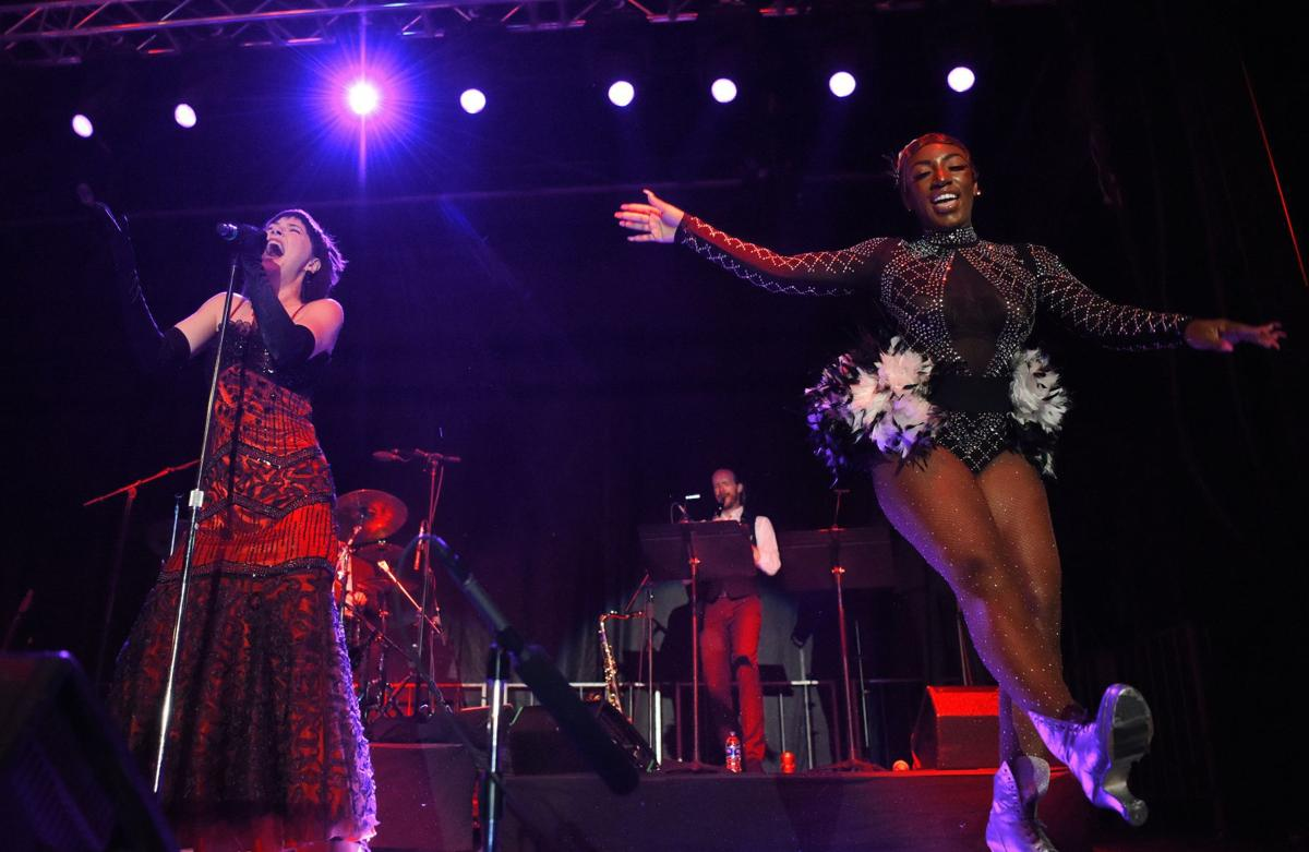 Postmodern Jukebox at Magic City Blues