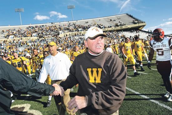 Wyoming fires Joe Glenn after 6 seasons