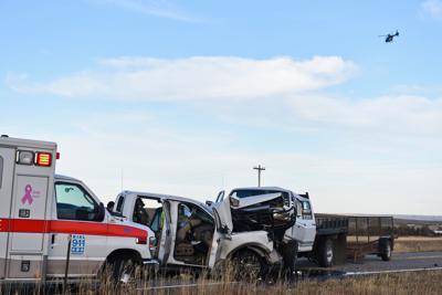 Blue Creek Road Crash