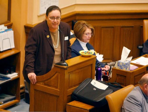 State Rep. Sue Wallis