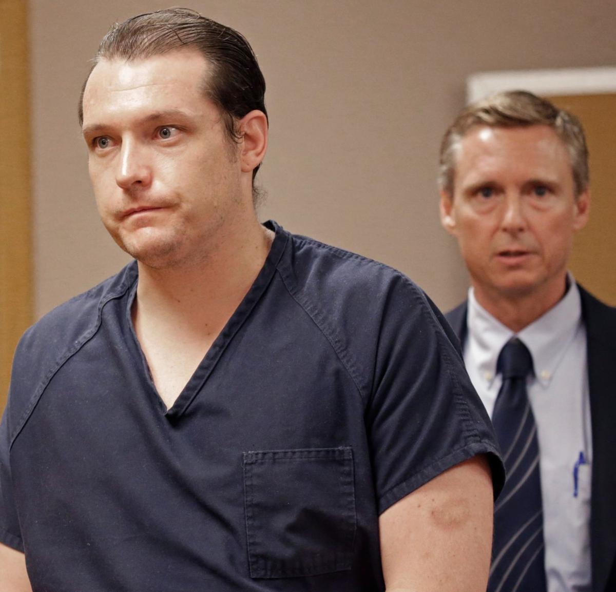 John Edward Szydlowski goes to court