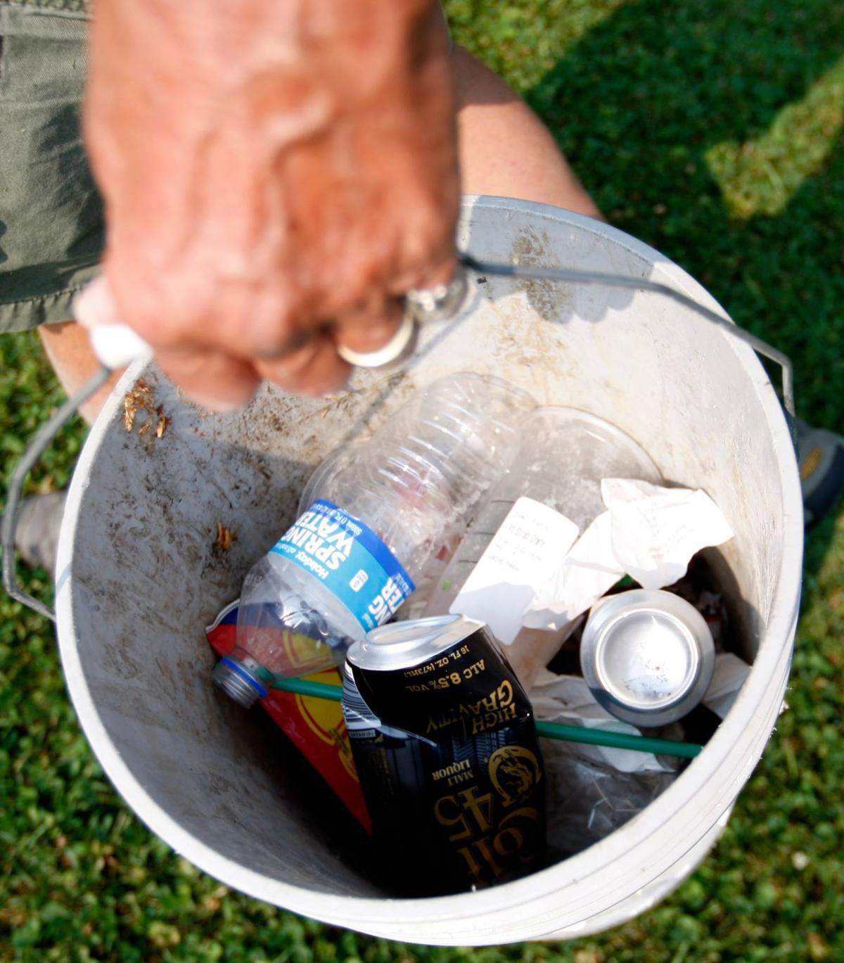 North Park cleanup