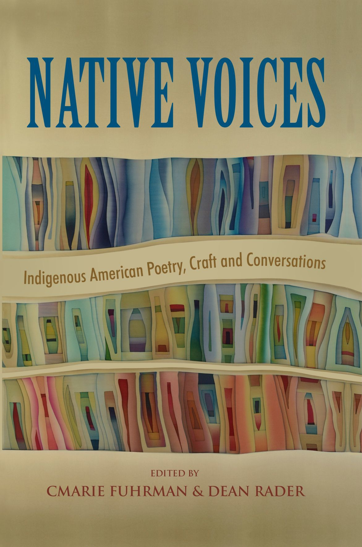 'Native Voices: Indigenous American Poetry, Craft and Conversations'