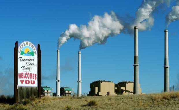 Costrip power plants