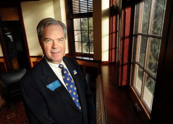Rolf Groseth named MSU Billings chancellor