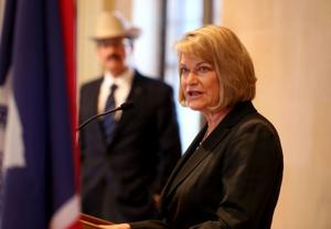 Lummis says she won't run for governor, upending the field and opening 'the floodgates'