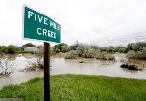 Heavy rains cause flooding in south-central Montana