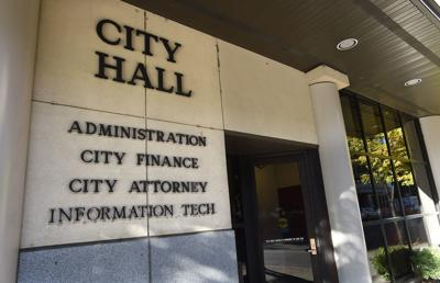 City Hall admin