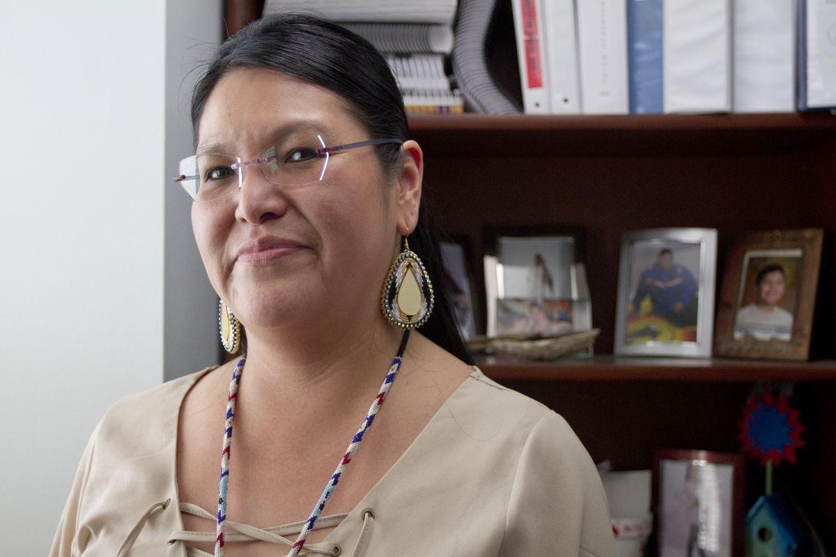 Dr. Lynelle Noisy Hawk, Crow-Northern Cheyenne Hospital
